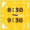 8:30~9:30